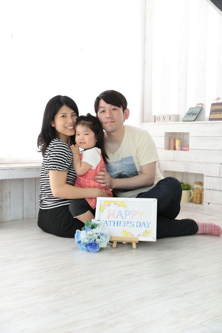 池田泉州銀行ロールモデルの家族