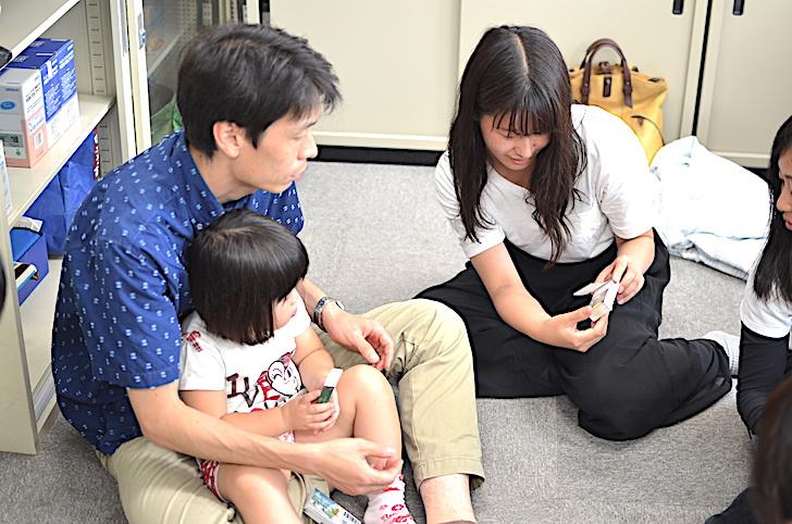 宮本さん家族