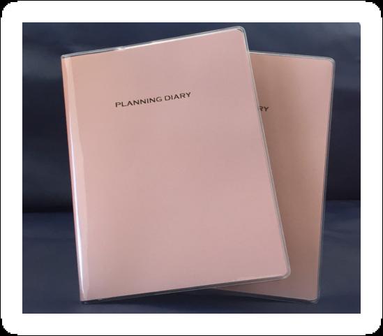 先輩ママ行員の知恵が詰まったオリジナル手帳