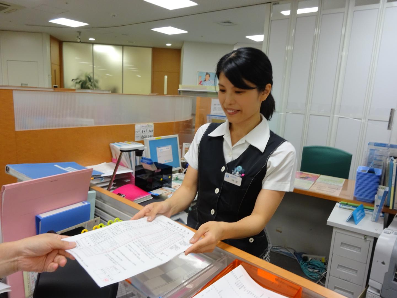池田泉州銀行ロールモデルの女性