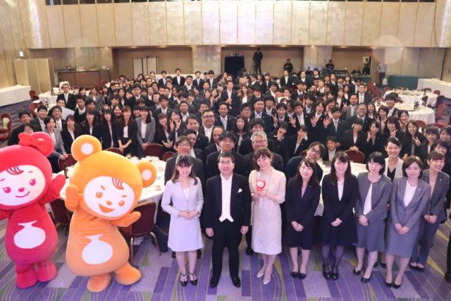 新教育総合研究会株式会社神野友梨さん集合写真