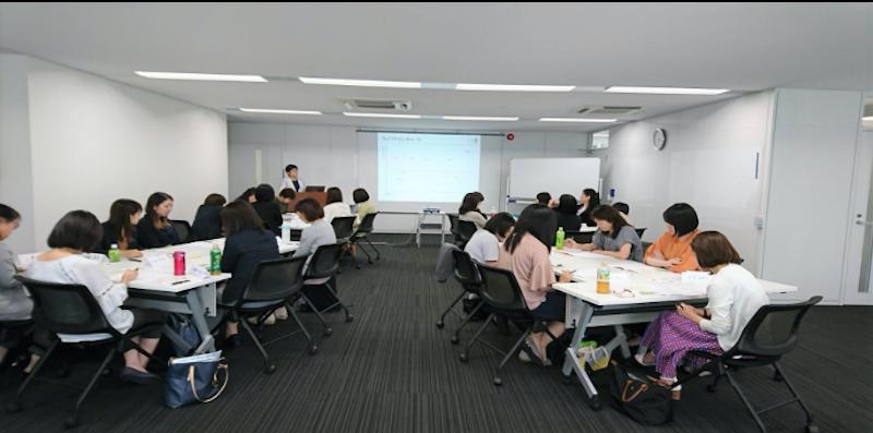 若手女性社員向けのキャリア形成支援セミナー
