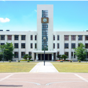 大阪市立大学外観
